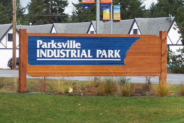 Parksville Industrial Park